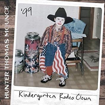 Kindergarten Rodeo Clown