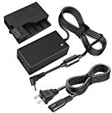 F1TP ACK-E8 AC Power Adapter Charger DR-E8 Dummy Battery Kit Replacement LP-E8 Battery Compatible Canon EOS Rebel T5i T4i T3i T2i Kiss X7 X6 X5 X4 700D 650D 600D 550D Cameras