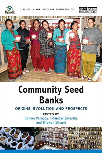 Community Seed Banks: Origins, Evolution and Prospects