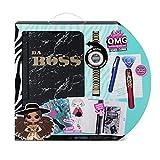 L.O.L. Surprise! O.M.G. Diario de moda Da Boss Electronic Password Journal con reloj...