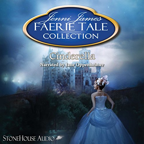 Cinderella audiobook cover art