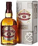 Chivas Regal 12 Años Blended Whisky Escocés de Malta - 700 ml