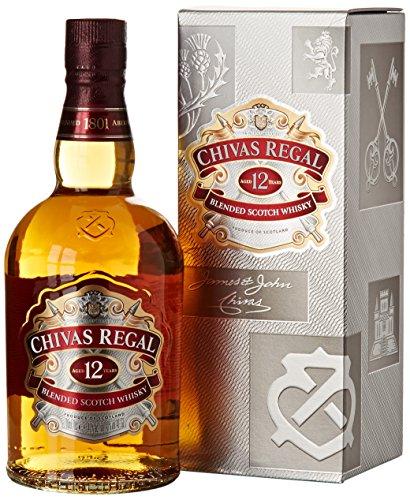 Chivas 12 Whisky Años - 700 ml