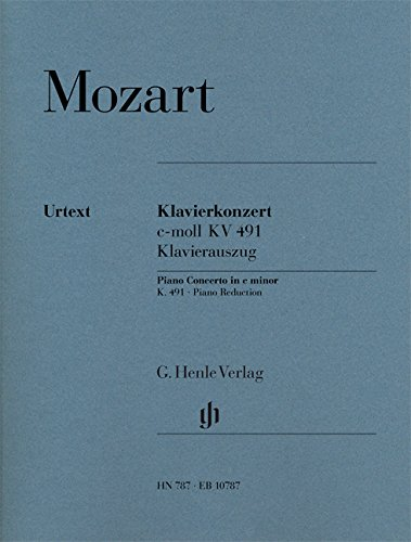 Concerto pour Piano Do Min Kv491 --- 2 Pianos