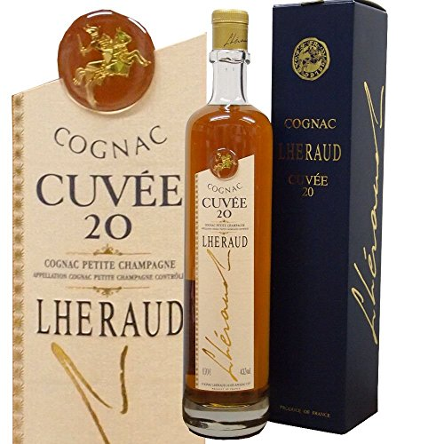 Lheraud Cognac, Cuvee 20-20 Jahre im Fass gereift