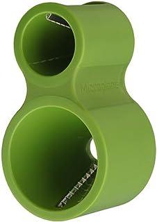 Microplane 48709 Cortador en Espiral, Verde, 7.62x5.72x13.34 cm