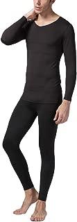 Aiweijia Mens Thermal Bottoms Warm Pants Lycra Breathable High Elastic Winter Outdoor Man Base Layer Warm Thermal Long John Underwear Ski Wear