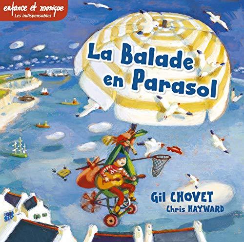La Balade en Parasol - CD Cristal (2017)