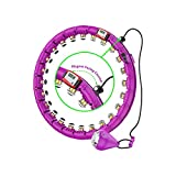 Mige Tec Smart Hula Hoop, Auto-Spinning Hoop, Intelligent Record...