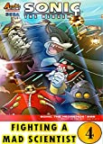 Fighting Mad Scientist - Hedgehog: New Collection 4 Adventure Comic Cartoon Of So-nic Funny Graphic Novels For Children Kids (English Edition)