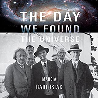 The Day We Found the Universe cover art