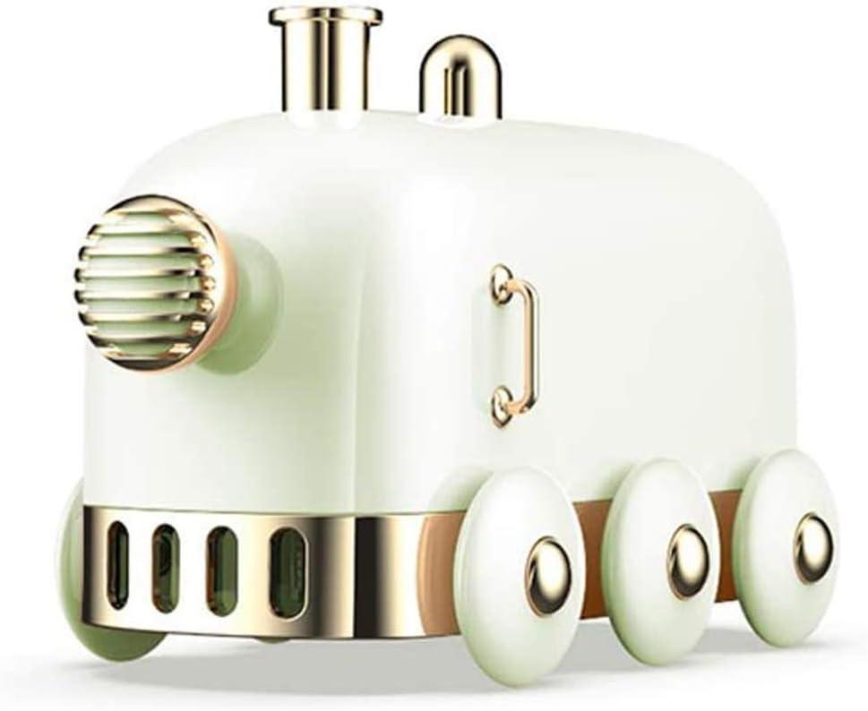 WZM Humidifiers 300ML quality assurance Air Humidifier Mini Max 45% OFF Train USB Mist Maker A
