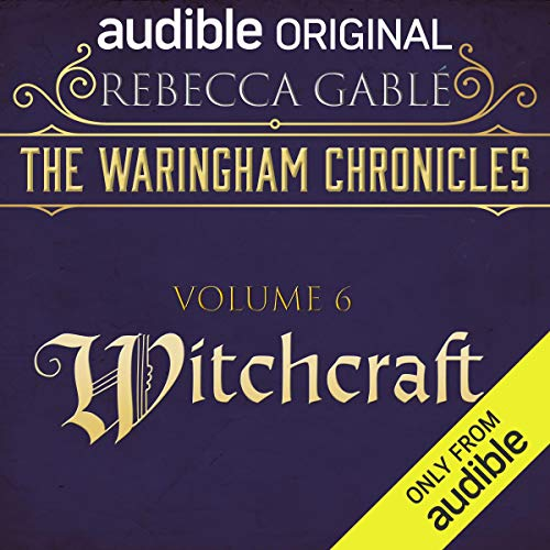 The Waringham Chronicles, Volume 6: Witchcraft Titelbild