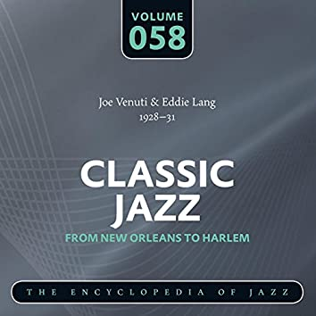 Classic Jazz- The Encyclopedia of Jazz - From New Orleans to Harlem, Vol. 58
