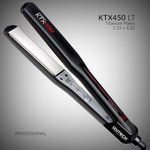 مكواة إيتزتيك KTX 450 LT من التيتانيوم