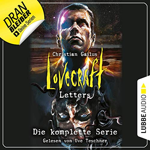 Lovecraft Letters. Die komplette Serie Titelbild