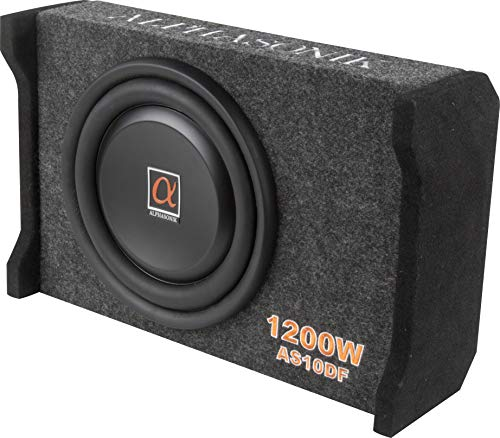 """Pioneer TS-SWX251 10"""" Flat Subwoofer with Enclosure 800 Watts"""