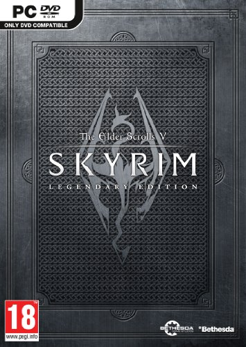 The Elder Scrolls V Skyrim Legendary Edition PC DVD Game UK PAL