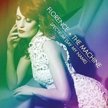 Spectrum (Say My Name) EP