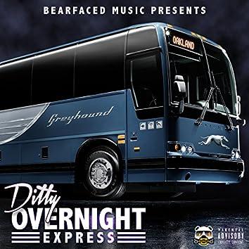 Overnight Express EP
