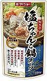 ダイショー 鮮魚亭 塩 ちゃんこ鍋 スープ 750g×5袋 鍋スープ