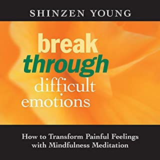 Break Through Difficult Emotions     How to Transform Painful Feelings with Mindfulness Meditation              By:                                                                                                                                 Shinzen Young                               Narrated by:                                                                                                                                 Shinzen Young                      Length: 2 hrs and 39 mins     4 ratings     Overall 5.0