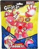 Daze Toy Kids Boys Goo JIT Zu Iron Man~Toy jouet and Toy Carrier