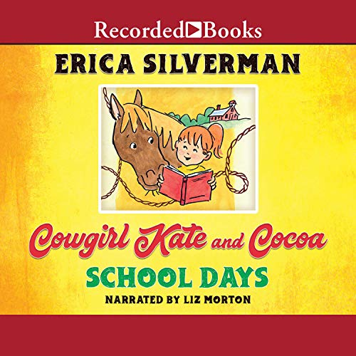 Cowgirl Kate & Cocoa audiobook cover art