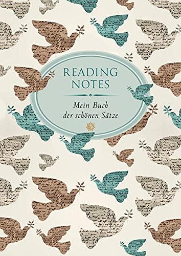 Reading Notes: Mein Buch der schönsten Sätze - Tauben