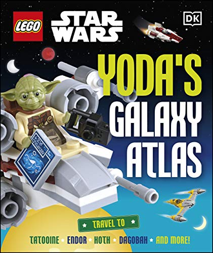 LEGO Star Wars Yoda's Galaxy Atlas (English Edition)