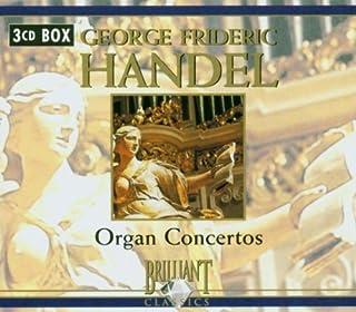 Organ Concertos by G.F. Handel (1900-01-01)