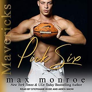 Pick Six audiobook cover art
