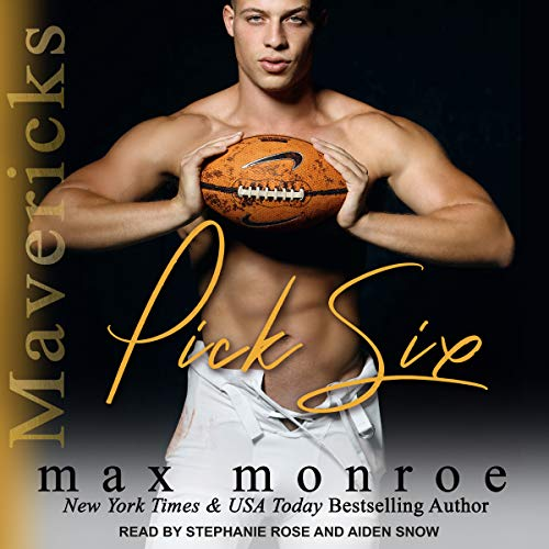 Pick Six audiobook cover art