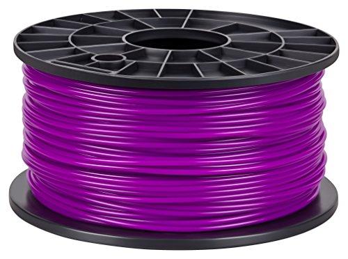 NuNus PP (POLYPROPYLENE FILAMENTO) sicurezza alimentare 3,00mm 1KG per stampante 3D (viola)