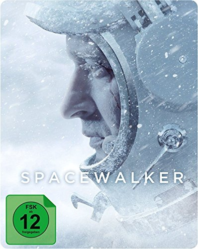 Spacewalker - Limited SteelBook inkl. 3D- & 2D-Version (Blu-Ray)