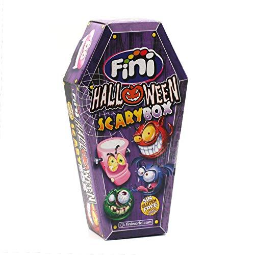 Halloween Scary Box Ataúd Surtido Gominolas FINI 99 g