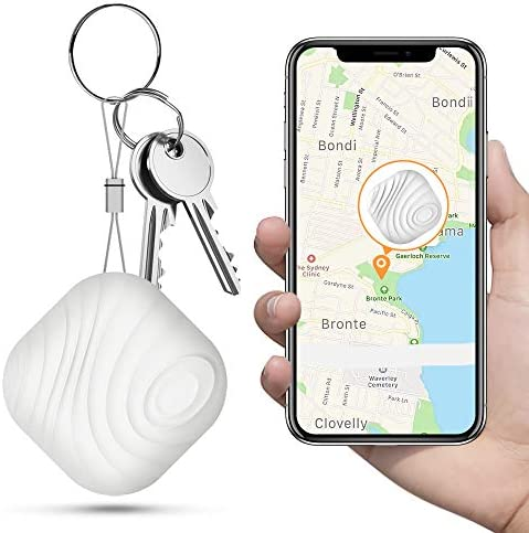 Key Finder Locator Wireless Bluetooth Item Tracker with GPS Locator Alarm Reminder App for Phone product image