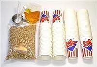 イベントポップセット100 塩バターポップコーン材料