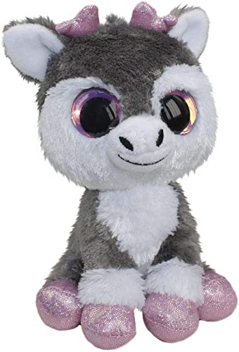 selección larga LUMO STARS 55692 Juguete de Peluche - - - Juguetes de Peluche (Animales de Juguete, gris, blanco, Felpa, 3 año(s), Reno, Niño niña)  sin mínimo