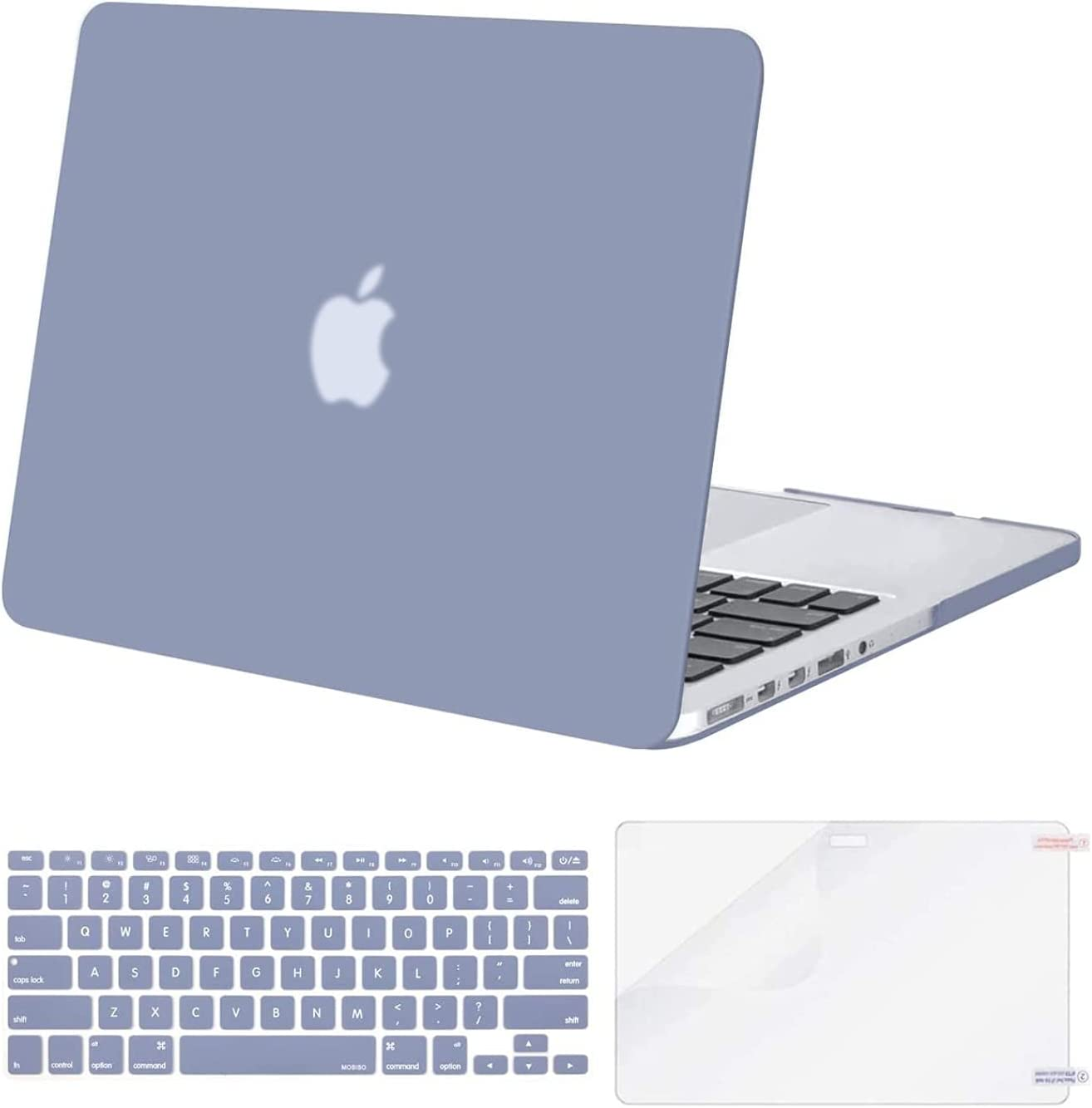 Max 85% OFF MOSISO Plastic Hard Shell Case Protect Ranking TOP5 Keyboard Screen Cover
