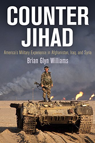 Image of Counter Jihad: America's Military Experience in Afghanistan, Iraq, and Syria (Haney Foundation Series)