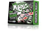 Marvin's Magic Mind-Blowing 250 Card Tricks Set.Professional Magic made easy