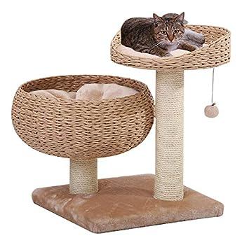 Best wicker cat tree Reviews