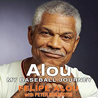 Alou: My Baseball Journey cover art