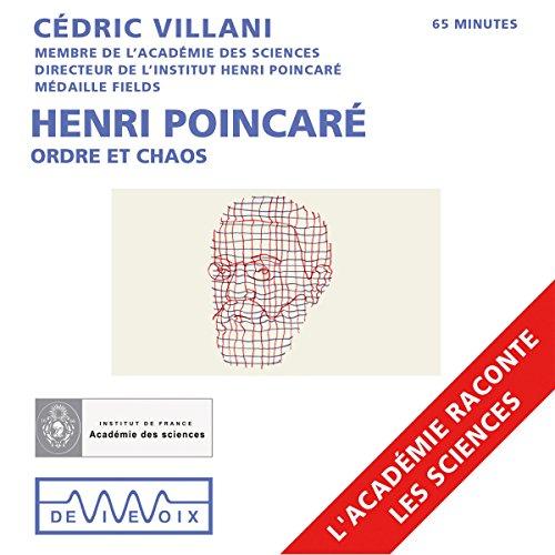 Couverture de Henri Poincaré : Ordre et chaos