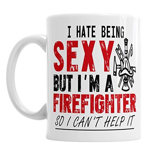 Gift Original Feuerwehr Feuerwehrmann Sexy Funny Neuheit Kaffee Tasse Tee Becher Kaffeebecher Office Geburtstag Geschenk