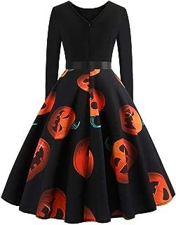 Best pumpkin dress halloween Reviews