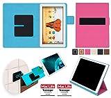 reboon Hülle für Archos 101 Magnus Tasche Cover Case Bumper | in Pink | Testsieger