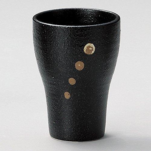 ドットビアカップ [8.8 x 12.3cm 350�t 350g] 【フリーカップ】 | 料亭 旅館 和食器 飲食店 おしゃれ 食器 業務用