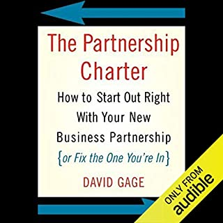 The Partnership Charter cover art
